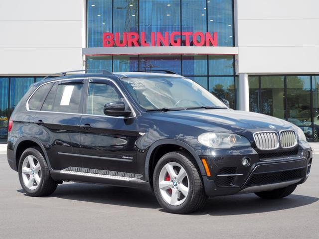 Bmw Pre Owned >> Pre Owned 2011 Bmw X5 50i Sport Utility In Burlington By Durham