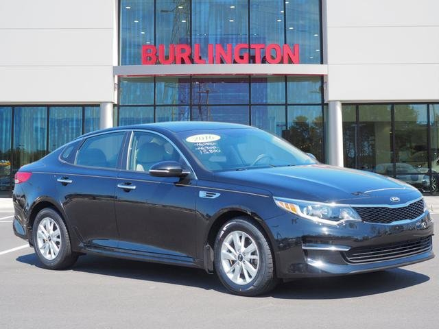 Certified Pre Owned 2016 Kia Optima Lx