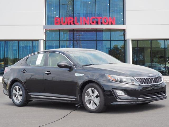 Certified Pre Owned 2017 Kia Optima Hybrid