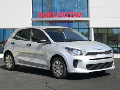 New 2018 Kia Rio 5-door LX