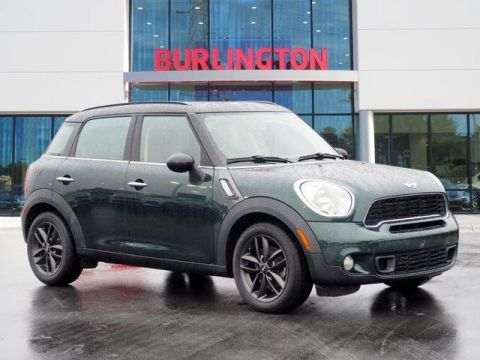 Pre-Owned 2011 MINI Cooper Countryman S